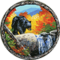 small image of black bear in the fall