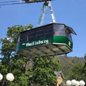 Tram at Ober Gatlinburg