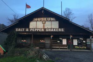 salt and pepper shaker museum
